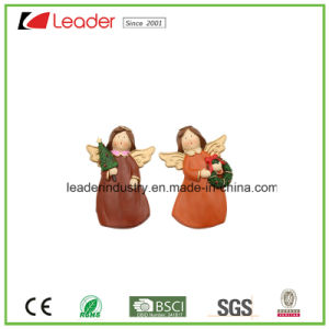 Polyresin Customized Angel Figurine Refrigerator Magnets for Home Decoraiton and Promotion Gift pictures & photos