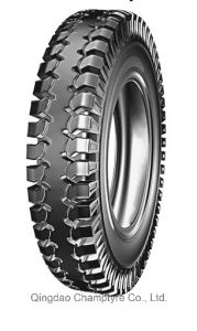 Bias Light Truck Tires with Deep Tread Pattern Design pictures & photos