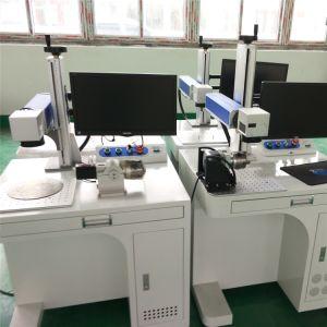 Factory Sale Fiber Laser Marking Machine 10/20/30/50W pictures & photos