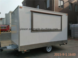 Custom Fast Food Caravan pictures & photos