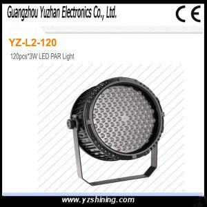 120pcsx3w RGBW DMX Stage LED PAR Light