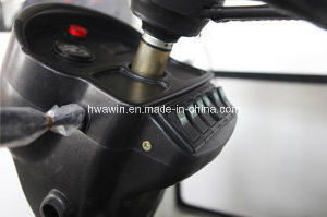 All Closed Electric Ride on Sweeper Machine pictures & photos