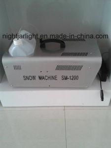 1500W Stage Snow Machine pictures & photos