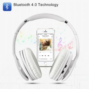Gymsong New Unique Wireless Stereo Foldable Bluetooth Headphone Wireless Stereo Headphones pictures & photos