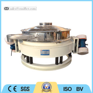 Vertical Discharge Circular Vibratory Sieve for Wheat Starch pictures & photos