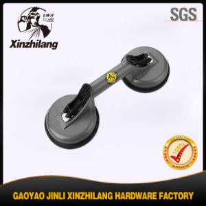 Special Offer Aluminum Two Cup Suction Cups for Glass pictures & photos
