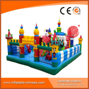2017 Inflatable Funcity Inflatable Amusement Park Inflatable Kids Park T6-007 pictures & photos
