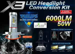 LED Healdight for Automotive H4 H7 9005 9006 pictures & photos