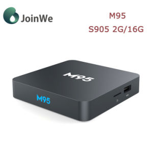 Ott TV Box M95 S905 2g/16g Android TV Box pictures & photos