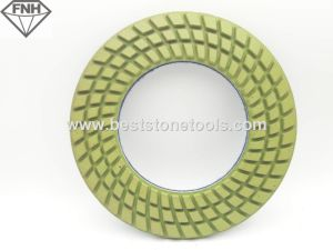 Floor Polishing Pad for Grinding Stone with Resin