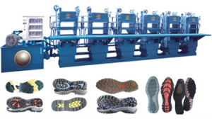 Rubber Shoe Sole Making Machine pictures & photos