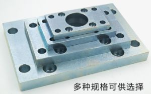 Fa Flange ISO 15552 Standard Pneumatic Cylinder Steel Parts pictures & photos
