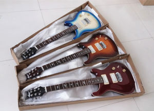 Cheap Wholesale Factory Stock Advnaced Electric Guitar pictures & photos