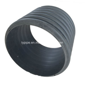Water Supply Double Walled HDPE Corrugated Pipe pictures & photos