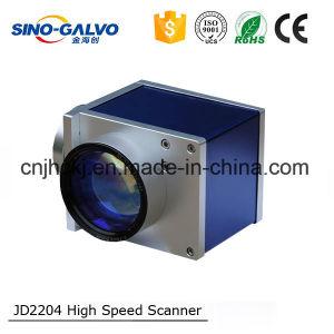 10mm Beam Fiber Laser Marking Galvanometer Scanners Jd2204 Metal Marking pictures & photos