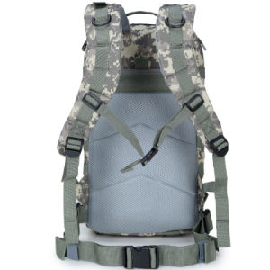 Waterproof Hiking Camo Army Camouflage Tactical Military Backpack pictures & photos