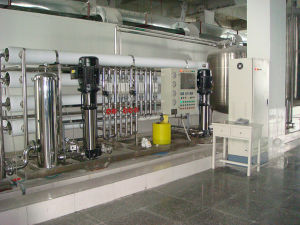 Glucose Syrup Plant RO Water System pictures & photos