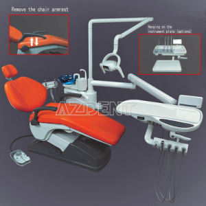 2017 New Fashion Dental Unit Chair pictures & photos