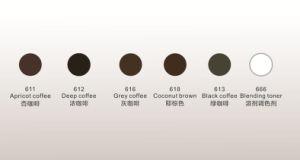 2016 Goochie Newest Eyebrow Pigment Set pictures & photos
