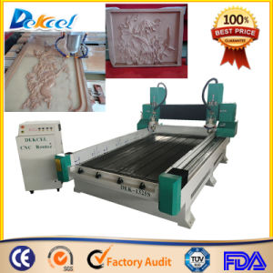 1325 Two Heads Atc CNC Router Stone Carving Machine pictures & photos