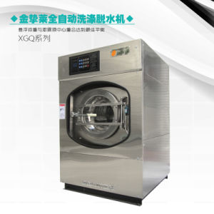 Washer to Dehydrate Linen Fabric Garment with Washing in One pictures & photos