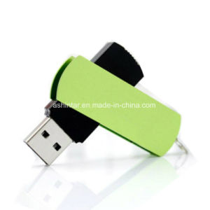 Metal USB3.0 Swivel USB Flash Drive Pendrive USB Stick pictures & photos