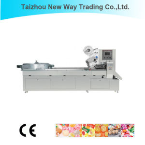 Automatic Pillow Packaging Machine for Chocolate/Candy/Cake