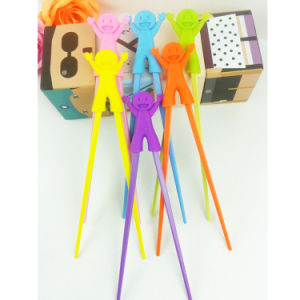 Multicolor Cartoon Silicone Training Chopstick Holder for Kids pictures & photos