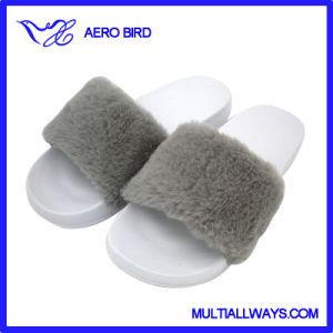 New EVA Fur Slipper Sandal for Fashion Girl pictures & photos
