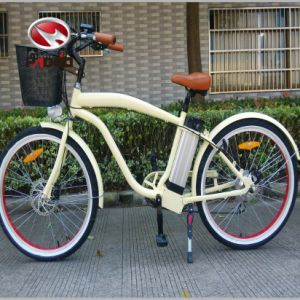 """China CE Approved 26"""" Beach Cruiser E-Bike pictures & photos"""