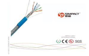 Frame Resistant SFTP CAT6 Cable pictures & photos