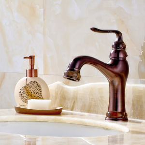 Basin Tap Mixer for bathroom Ceramic Vessel Sink pictures & photos