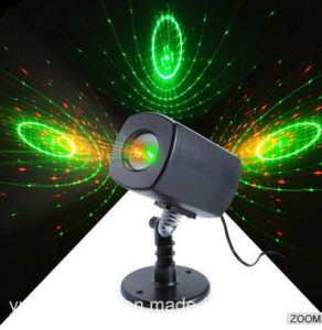Full Sky Shooting Outdoor 5V Waterproof Christmas Tree Projection Laser Light for Garden Party Decoration pictures & photos