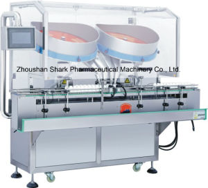 Automatic Pharmaceutical Mechanical Capsule or Tablet Counting Machine pictures & photos