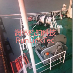 Winch/Hydraulic/Electric/Handle/Deck/Marine pictures & photos