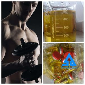 Male Muscle Increase Steroid Liquids Yellow Injection Liquids Megatest 600mg pictures & photos