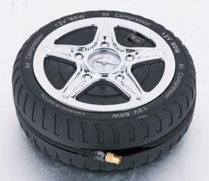 China Made of Tyre Shape Air Pump pictures & photos