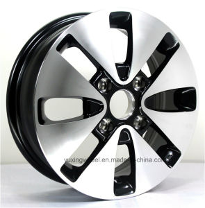 14 Inch Hot Sale Replica Alloy Wheel for KIA pictures & photos