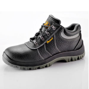 High Quality PU/PU Dual Density Safety Shoes for Men L-7147 pictures & photos