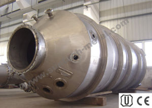 Professional Titanium Reactor Chemical Reactor pictures & photos