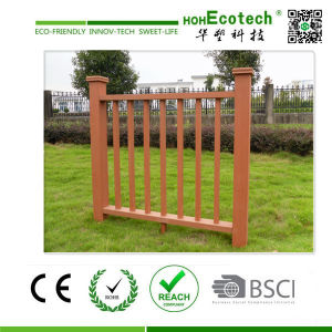 Eco-Friendly Wood Plastic Fencing 1200*1120mm-6 pictures & photos
