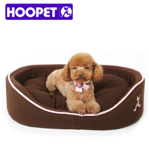 New Product Cute Pet Bed for Dogs Pet Sofa/Bed Dog Bed with Revovable Cushion pictures & photos