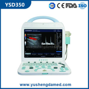 Digital Portable Doagnostic Color Doppler Ultrasound Scanner pictures & photos