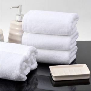 Eco-Friendly Cotton Plain Towel for Hotel Towels (DPF2433) pictures & photos