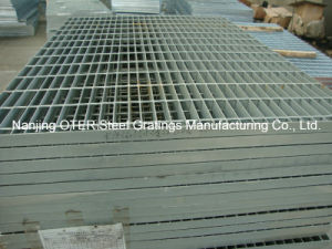 Hot Dipped Galvanized Steel Panel Grating pictures & photos