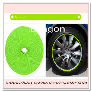 Universal Use Car Alloy Wheel Rims Guard pictures & photos