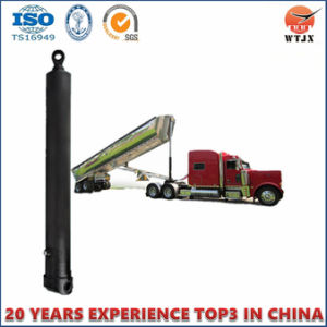 Hot Sale of Multi Stage Hydraulic Cylinder for Dump Truck pictures & photos