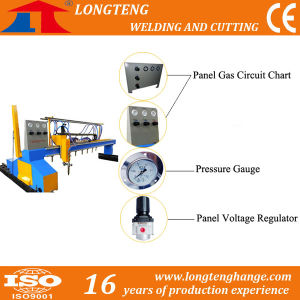 Panel Gas Circuit Chart for CNC Gantry Cutting Machine pictures & photos