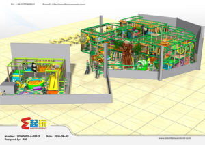 Professional Manufacturer of Indoor Playground pictures & photos