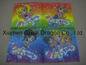 Durable 2-Ply Thickness Paper Facial Tissue Sheets (N-007) pictures & photos